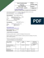 Mydlo Toaletowe DALAN z Dozownikiem Deklaracja Zgodnosci EKSPORTER