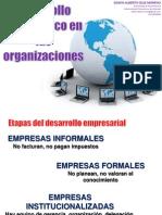 Desarrollo Tecnológico Empresarial
