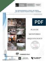 Estudio de Preinversion a Nivel de Perfil Construccion Del Nuevo Puente Pisac y Accesos (Plan de