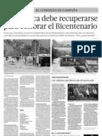 Punchauca Debe Recuperarse Para Celebrar El Bicentenario
