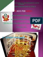El Estado Peruano_ppt