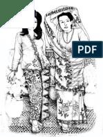 Tradisional Malay Costume