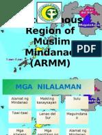 ARMM:Panitikan at Kasaysayan