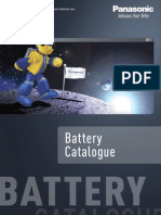 Batterycatalogue En