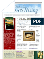 Gilead Rising  Newsletter 01