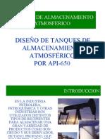Presentacion API 650