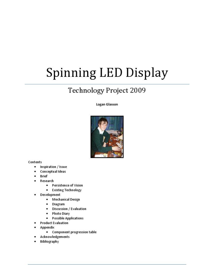 Logan Spinning Led Display Light Emitting Diode Switch Lathe Wiring Diagram