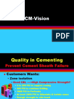 CM-Vision. Cement Integrity Log
