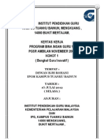 Program Bengkel Big Sem 8 2012 Kertas Kerja