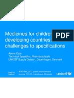 10a UNICEF Medicines