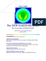 THE NEW EARTH READER THE ASCENSION OF PLANET EARTH
