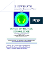 The New Earth the Higher Knowledge