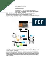 O módulo emulador de injeção eletrônica