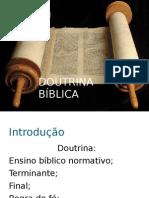 Estudo Sobre Doutrina 1 Trim,2012