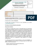 Guía Taller Semana 1 Documentación Sistema de gestión de Calidad