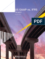 IFRS v GAAP Basics Jan09