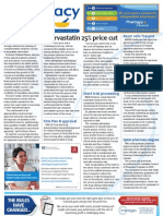 Pharmacy Daily for Mon 16 Jul 2012 - Atorvastatin 25% cut, TGA on evidence, Bayer, CM courses defended and much more