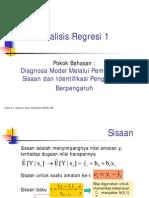 3 Diagnosa Model Pemeriksaan Sisaan