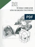 Dibujo - Anime - Como Dibujar Los Rasgos Faciales