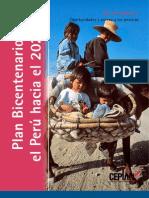 fascículo 3 Plan Bicentenario