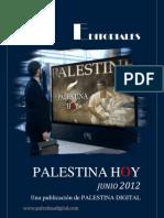 Editoriales Palestina Hoy Junio 2012