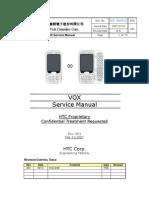HTC S710 Service Manual