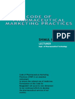 Code of Marketing