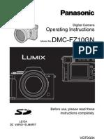 DMC-FZ10 User's Guide