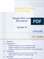 C15 SystemC Support