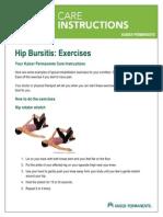 Hip Bursitis Exercises_tcm28-180716