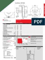datasheet for motor