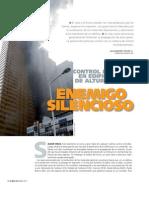 Control de Humos Edificios de Altura