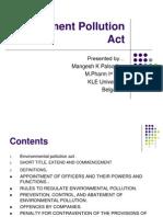 EnvironmentPollution Act3