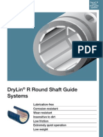 DryLin R Round Shaft Guide
