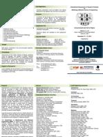 ISRS 2012 Brochure Final