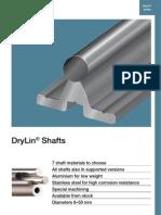 DryLin Shafts