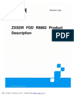 ZXSDR FDD R8882 Product Description