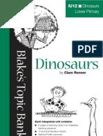 IU12 Dinosaurs