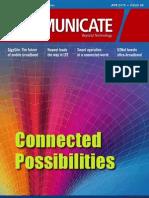 Communicate Magazine, Huawei - Apr 12