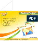 Andhra Pradesh Tourism A Tour of Incredible India