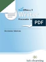 T01 L01 WRITER Acciones Basicas