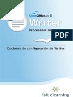 T01 L03 WRITER Opciones de Configuracion de Writer