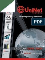 Uninet Catalog 2008_2009