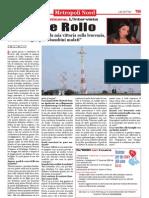 2012 - giugno 14 - Le Città - Il caso Radio Vaticana, intervista ad Agnese Rollo