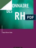Dictionnaire Des RH