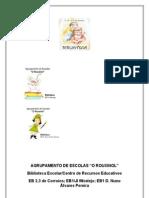 Regimento Interno BEs O Rouxinol