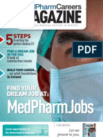 MedPharm Careers Magazine - Summer 2012