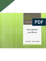 D9CW2 - Dispositif et gestion (O. Cotinat)