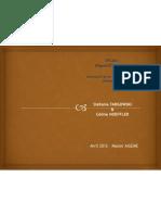 D9CW2 - Dispositif et Gestion (O.Cotinat) Comparatif de Portails