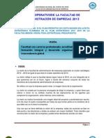 Plan Operativo 2013